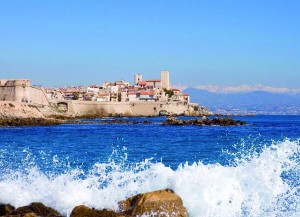 Antibes La vague